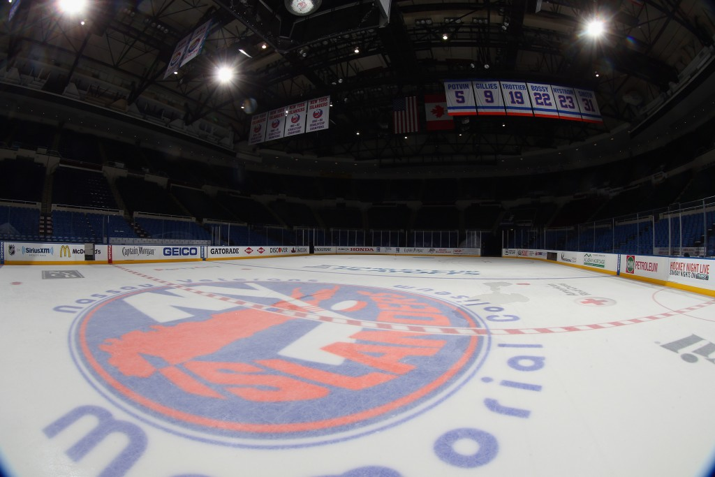 Ice Removed From Nassau Coliseum