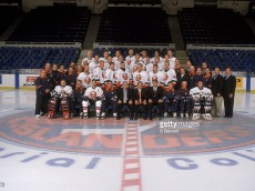 2001-2002 Islanders broke the 1993 playoff drought on April 6 2002