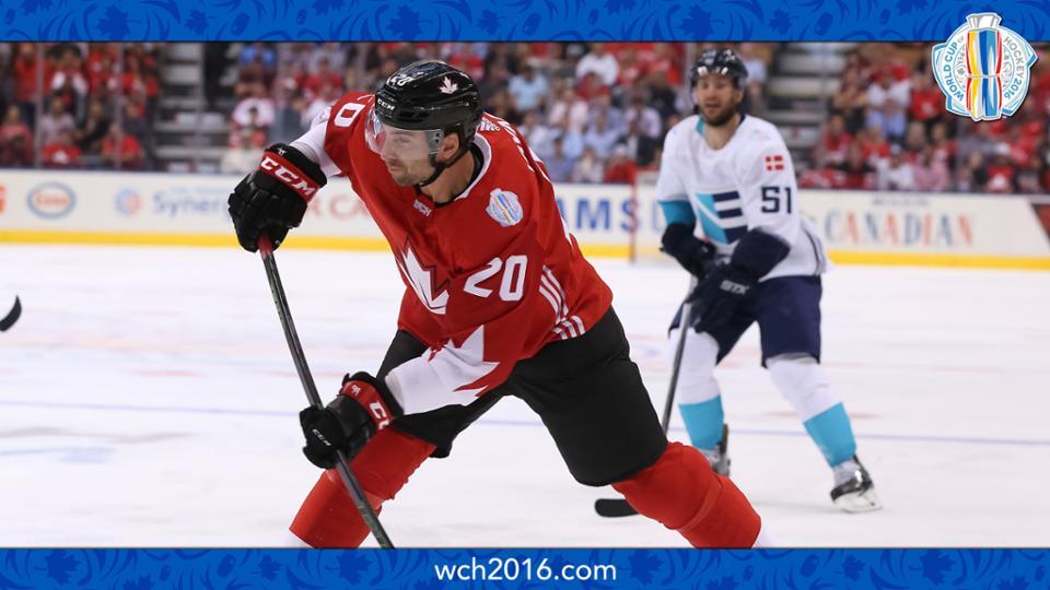 John Tavares - Canada vs Europe World Cup of Hockey
