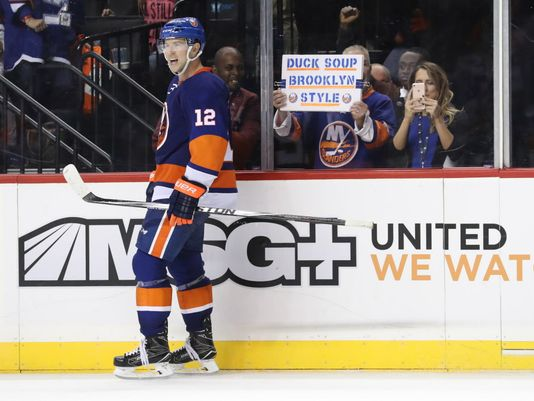 Josh Bailey, Islanders, USA Today