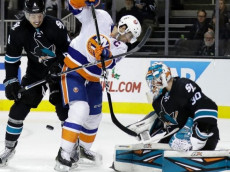 John Tavares vs San Jose November 26th 2016