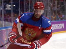 Ice Hockey - Winter Olympics Day 9 - Russia v Slovakia