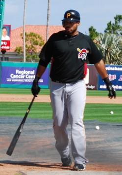 Pedro at BP