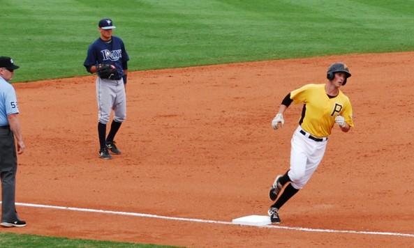 Stefan Welch home run trot