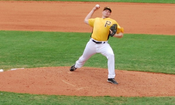 Mark Melancon pitchers mound