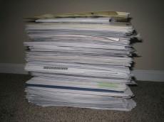 paper stacks