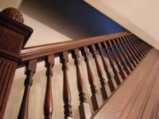 bannister which isn't quite banister but close enough