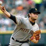 It's Gerrit Cole night