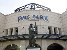 PITTSBURGH, PA - APRIL 05:  A general view of the home plate gate at PNC Park prior to the Opening Day game between the Pittsburgh Pirates and the Philadelphia Phillies on April 5, 2012 at PNC Park in Pittsburgh, Pennsylvania.  (Photo by Jared Wickerham/Getty Images)