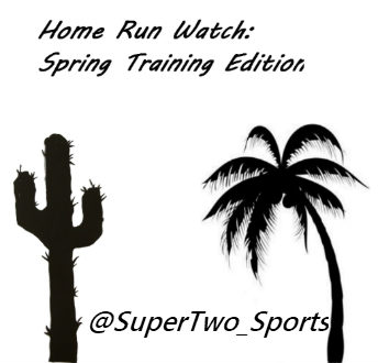 Home Run Watch