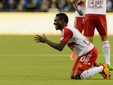 Lloyd Sam, New York Red Bulls