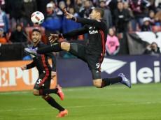 D.C. United, Alvaro Saborio