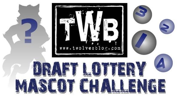 nba draft lottery mascot