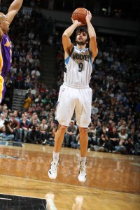 Los Angeles Lakers v Minnesota Timberwolves
