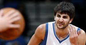 This face represents Ricky's tenacity. Isn't this is clearly a face that would strike fear in any opposing PG?