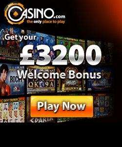 Play online casino games at Casino.com