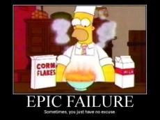 homer fail