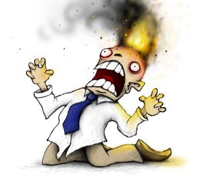 stupid burns