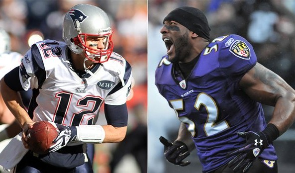 ray lewis tom brady