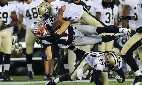 edelman diving saints