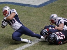 james develin touchdown texans