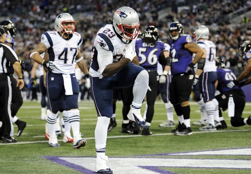 legarrette blount touchdown celebration