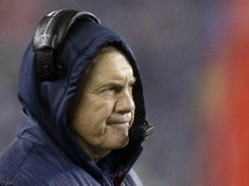 bill belichick frustrated