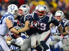 legarrette blount rushing colts playoffs