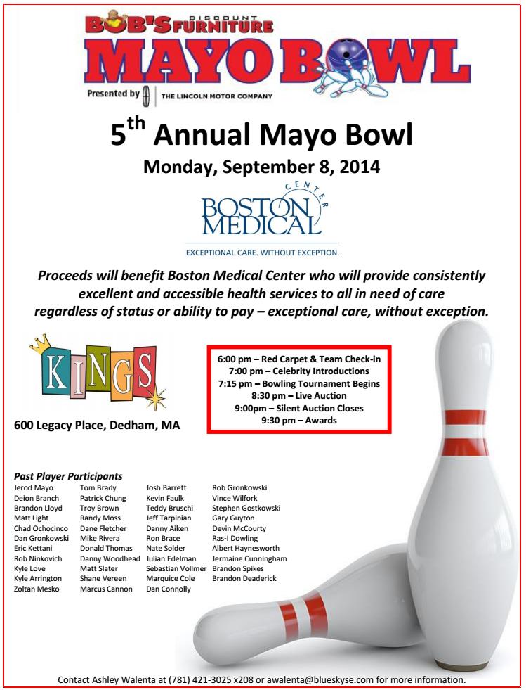mayo bowl