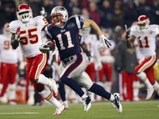 julian edelman patriots running chiefs