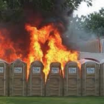 potty fire