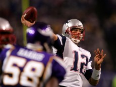 New England Patriots v Minnesota Vikings