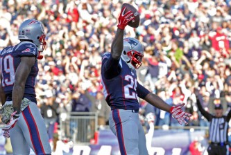 legarrette blount touchdown patriots