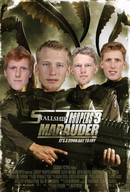 Stallship Troopers