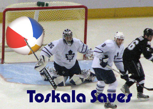 Toskala Saves
