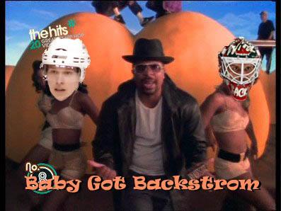 Baby Got Backstrom