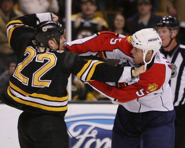Thornton fights Panthers