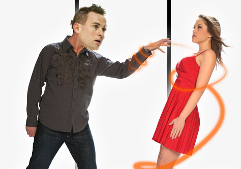 Marc Savard Hypnotist NHL Bruins