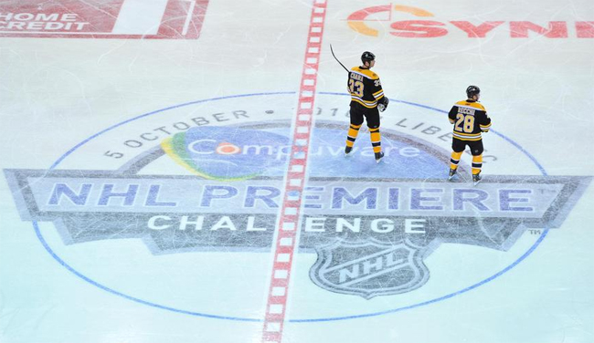 Bruins, Prague - NHL Premier