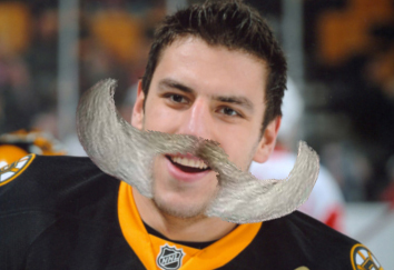 Imperial Mustache Lucic
