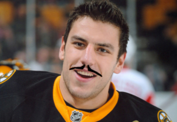 Zorro Lucic Movemeber