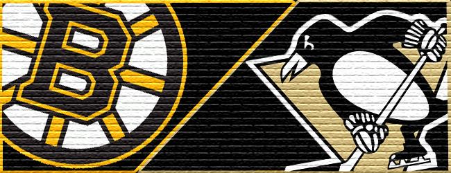 Bruins vs. Penguins