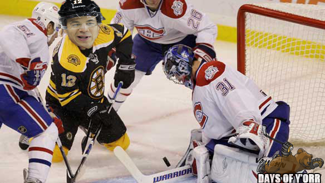 Jarome Iginla Boston Bruins