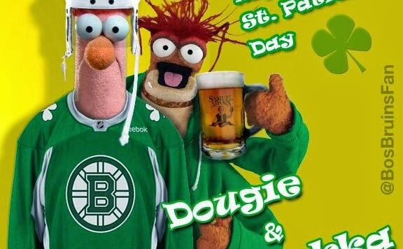 Bruins-Patricks-Day