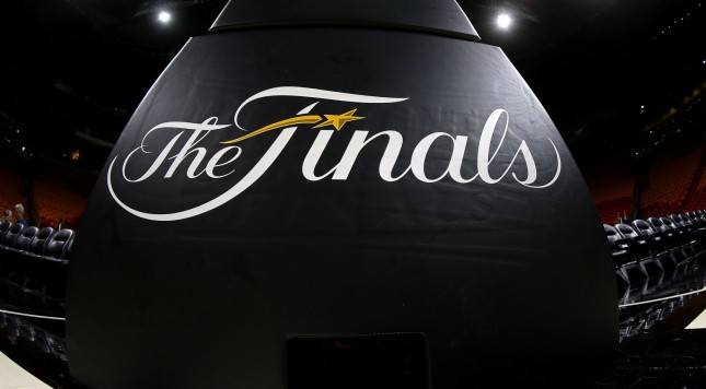 2013 NBA Finals - Practice Day And Media Availability