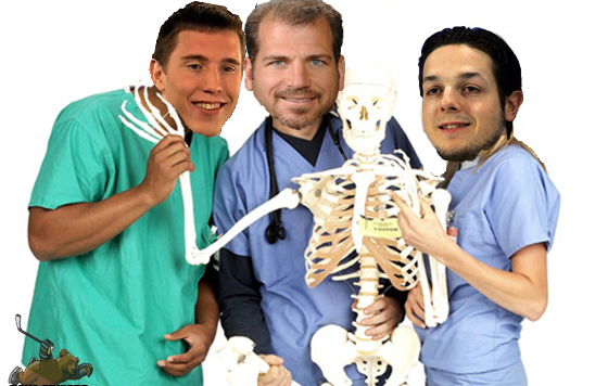 NHL-Doctors