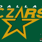 Dallas Czars NHL Logo