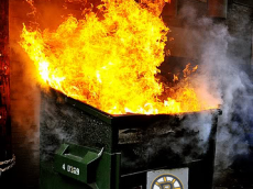 Bruins-Dumpster-Fire