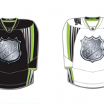 Leaked NHL All Star Jerseys 2015