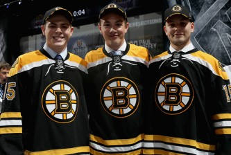 Bruins First Rounders